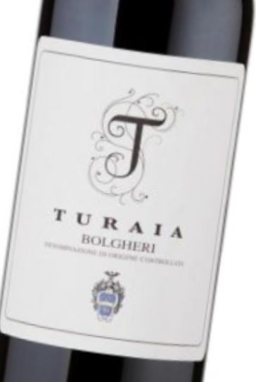 Turaia Bolgheri DOC